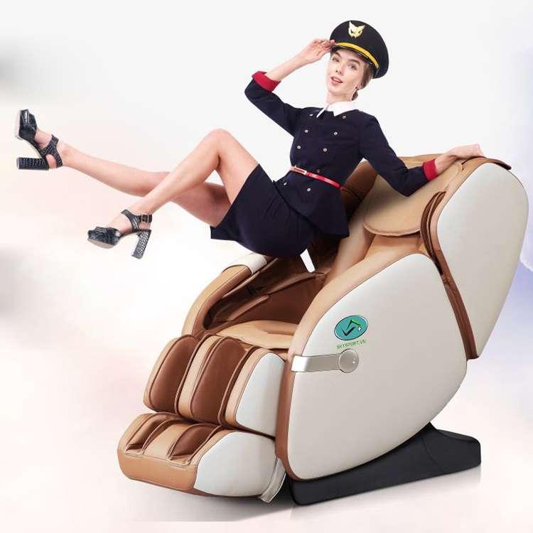 Ghế massage cao cấp Royal Sky Capella