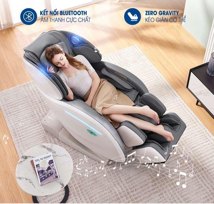 Ghế massage cao cấp Royal Sky Mercury